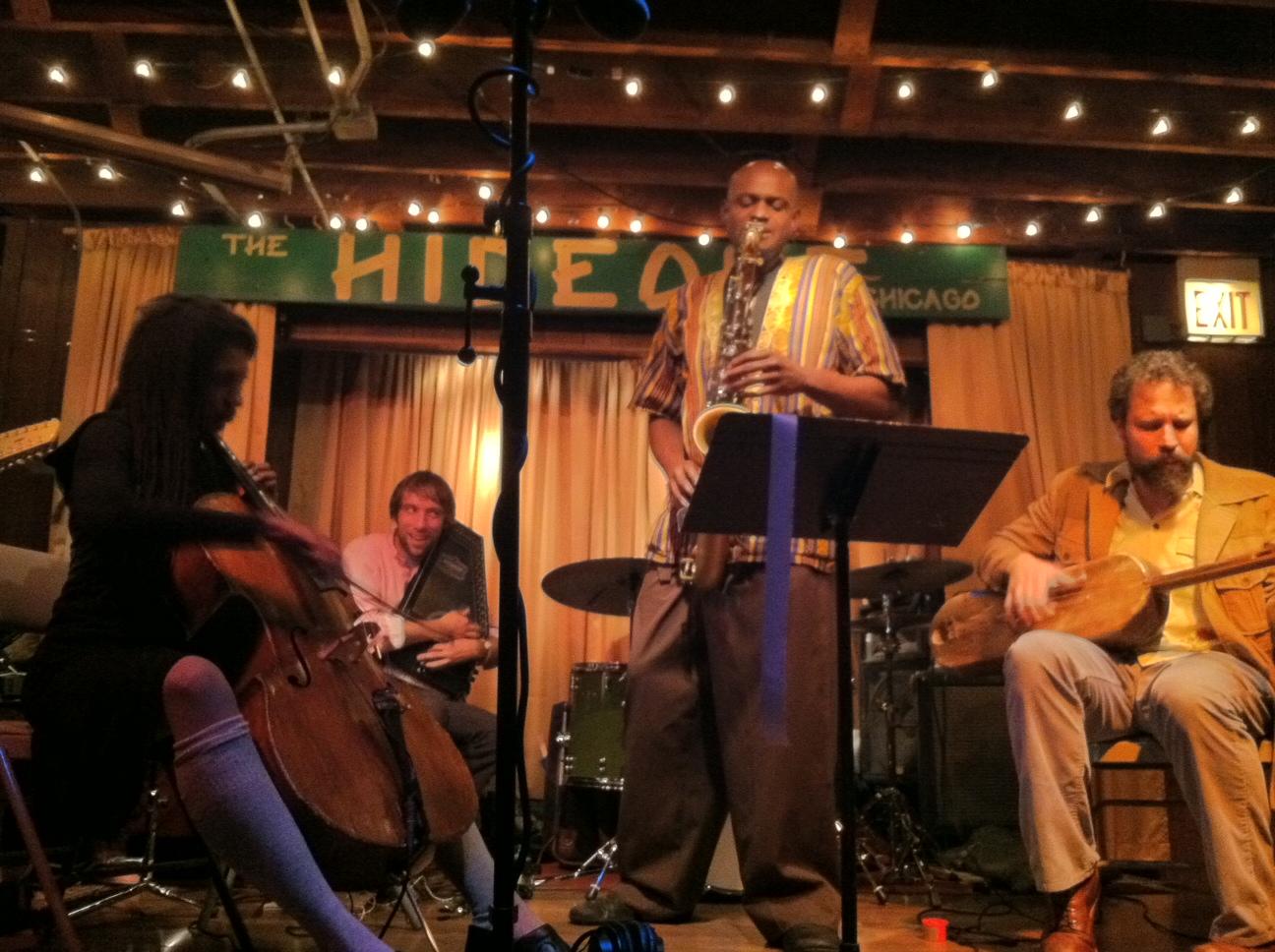 Cairo Free Jazz Ensemble Heliopolis